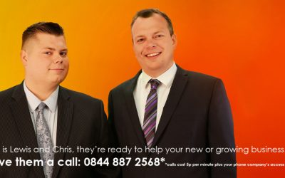 From support programmes to business finance – this pair have it all!