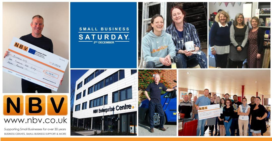 The Small Business Saturday Bus Tour reaches Derby on the 7th November!