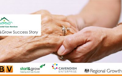 Alpha Imperial Care Services – Leicester, Start & Grow Success Story