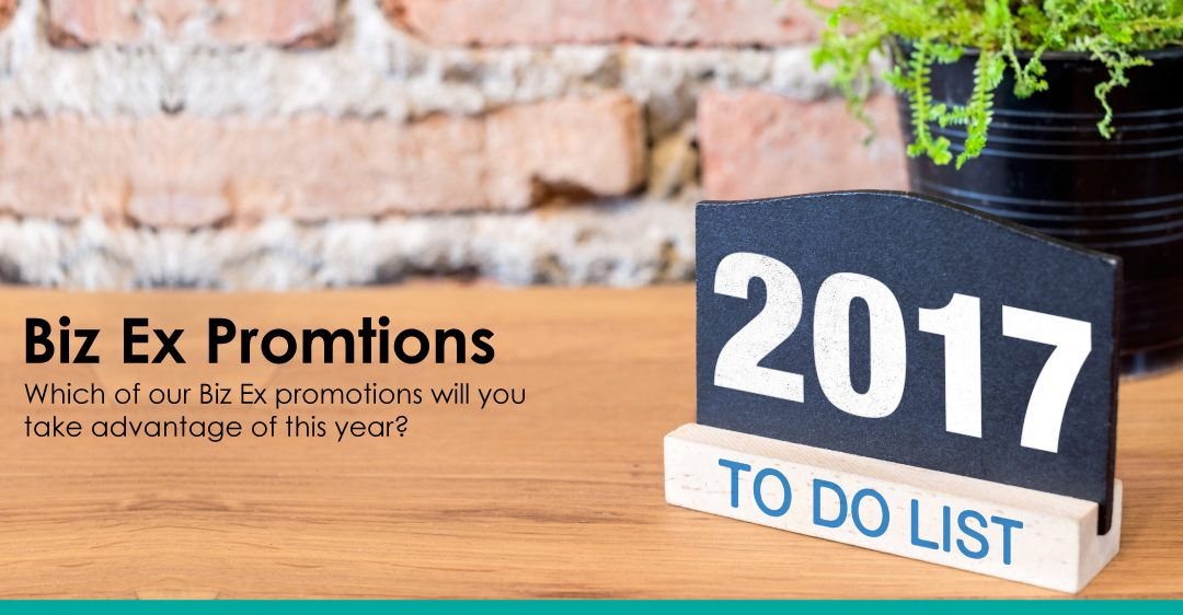 New Year…. New Promotions!