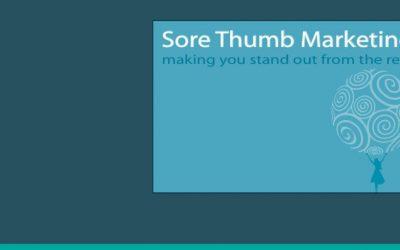 Member Profile – Sore Thumb Marketing