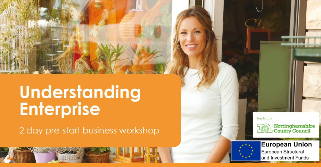 Understanding Enterprise 2 Day Pre-start Business Workshop