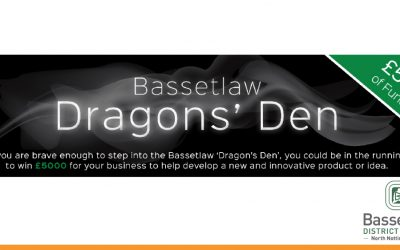 Are you brave enough to step into the Bassetlaw Dragons' Den?