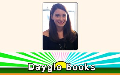 NBV Client Dayglo Books pioneer tinted paper books for dyslexics