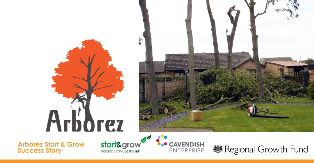 Lincolnshire Arboricultural Business Branches Out!