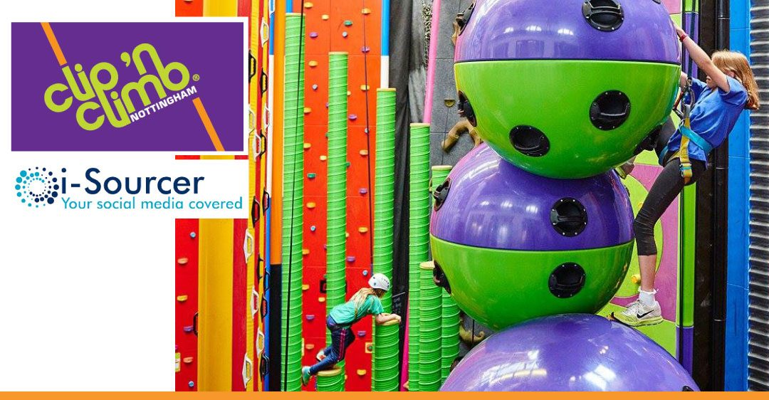 Clip 'n Climb and i-Sourcer