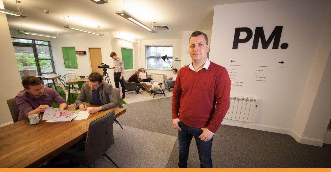 Purpose Media unveils new head office