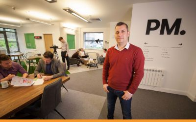 Purpose Media unveils new head office