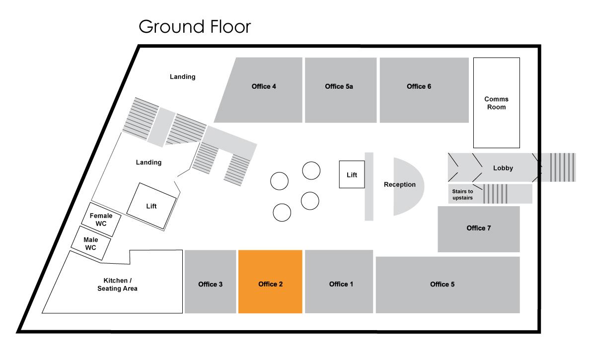 Mercury House Ground Floor