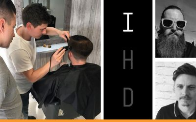 NBV cuts short the confusion for Lincolnshire hairdressing duo