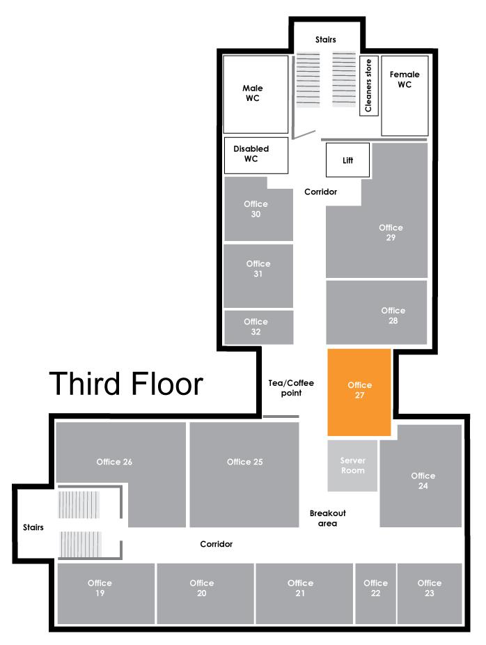 Third Floor Enterprise Centre