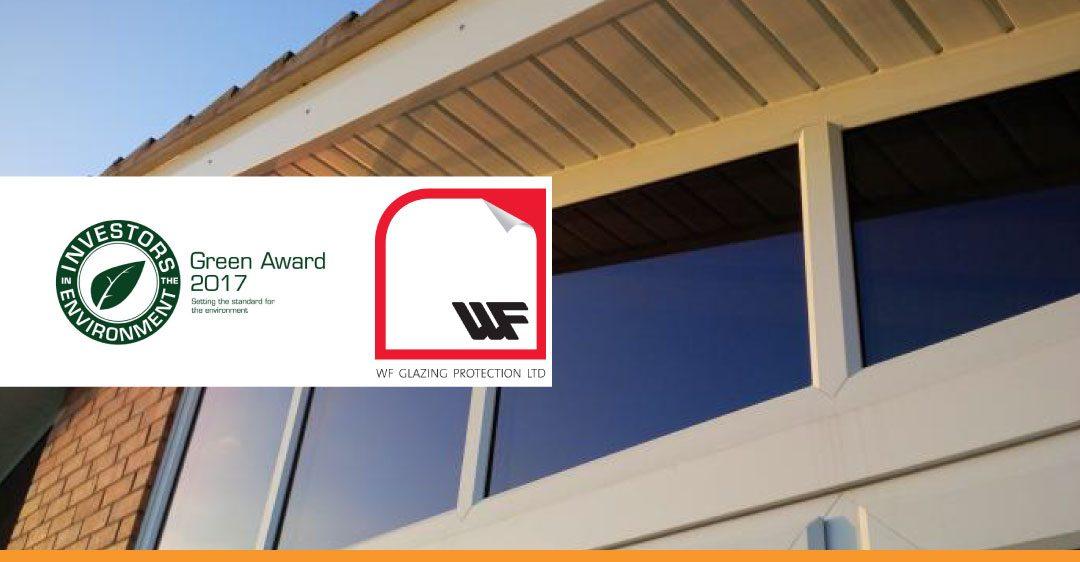 wf glazing award