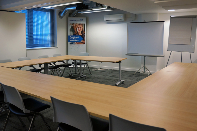 Enterprise Centre Conference Facilities