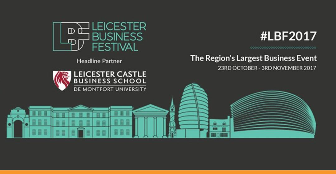 Leicester Business Festival | 24th October – 3rd November 2017