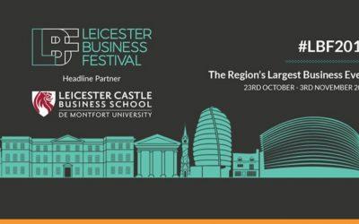 Leicester Business Festival | 24th October – 3rd November 2017