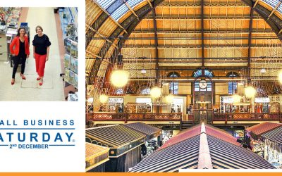 Derby's Market Hall announced as the new venue for Small Business Saturday UK