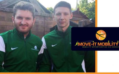 Move-It Mobility – Nottinghamshire small business seeks to improve the minds and bodies of the young and old.