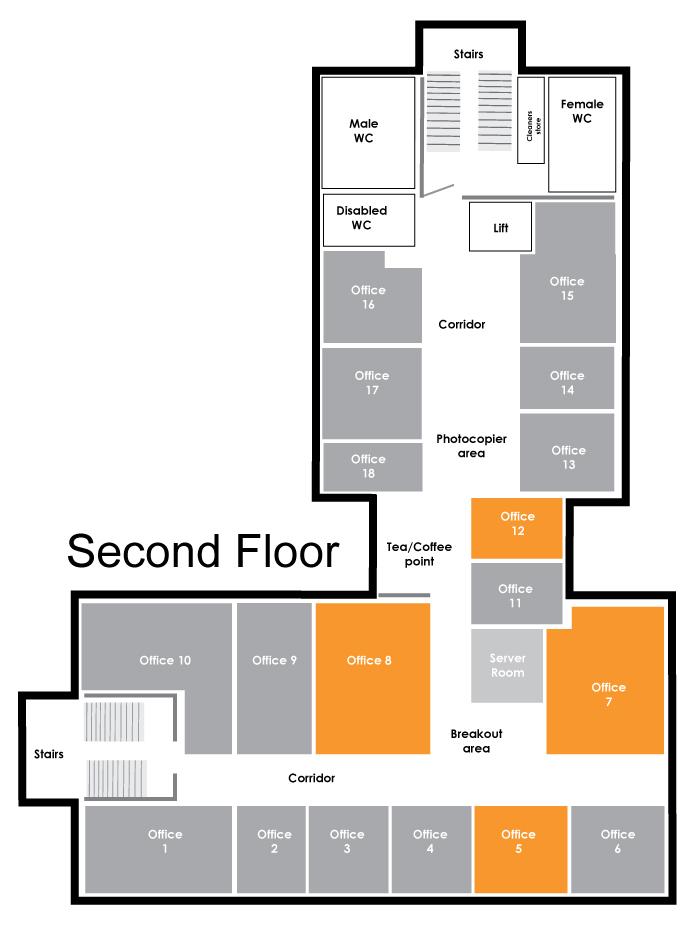 Second Floor Enterprise Centre