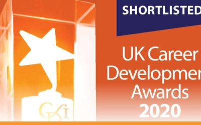 NBV client shortlisted for national careers development award