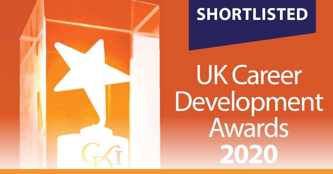 Nottinghamshire business shortlisted for a UK Career Development Award